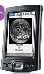 La NASA utiliza la tecnología de las pantallas de las PDA para repeler el polvo espacial