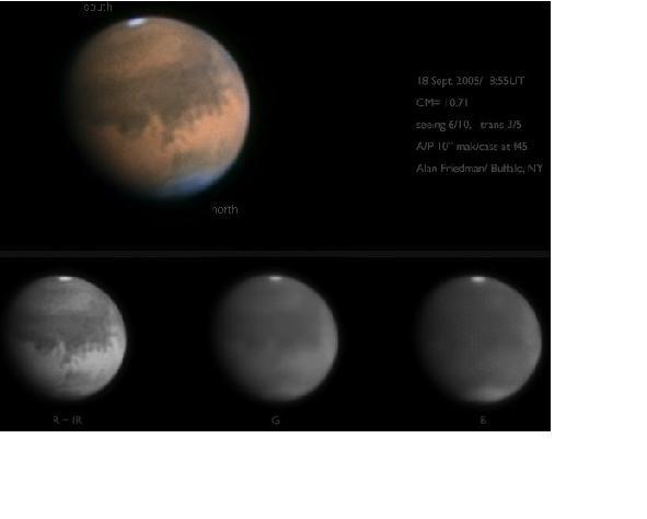 <strong>Marte Duplica su Brillo</strong>