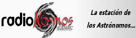"""<strong>Radio Kosmos """"La Estación de los Astrónomos"""".</strong>"""