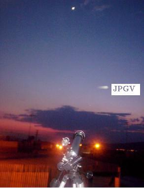 DE VENUS A <strong>JPGV</strong>